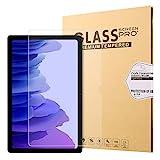 VOVIPO Displayschutzfolie für Samsung Galaxy Tab A7 10.4, Premium 9H Härte 2.5D Runde Kante...