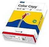 Papyrus 88007859 Drucker-/ Farblaserpapier ColorCopy: 100 g/m, A4 500 Blatt satiniert, Wei,...