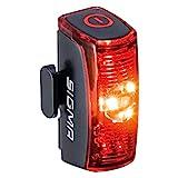 SIGMA SPORT - Infinity | LED Fahrradlicht mit 16h Leuchtdauer| StVZO zugelassenes, akkubetriebenes...