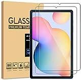 [2 Pack] Galaxy Tab A 8.0 Zoll 2019 Displayschutzfolie SM-T290 T295 Premium gehärtetes Glas HD...