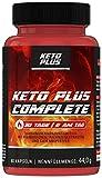 Keto Plus DAY Complete Fettstoffwechsel Kapseln, für Stoffwechsel von Männer und Frauen, 60...