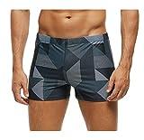 Männer Badehose Schwimmen-Hosen Quick Dry Suits Badehose