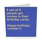 Central 23 - Lustige Geburtstagskarte - Freche Geburtstagskarte für Ihn - Lustige Karte für Sie -...