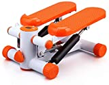 Panduo Spinning Bike Goodvk-Sport Stepper Maschine mit Trainingsbänder Stepper Heim Flüsterleises...