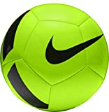 Nike Unisex – Erwachsene Pitch Team Fußball, Electric Green/Black, 4