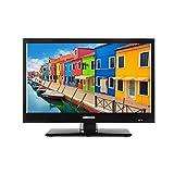 MEDION E11940 47 cm (18,5 Zoll) Fernseher (Triple Tuner, DVB-T2, Mediaplayer, 12V KFZ Car-Adapter)