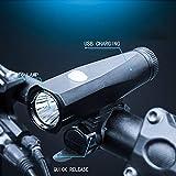 Fahrrad Dynamo Frontleuchte mit StVZO-Zulassung Frontlicht Fahrradlicht vorne Fahrradbeleuchtung...
