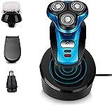 AFANG Wireless Charging Elektrorasierer, 4D Ganzkörperreinigung Shaver, Kinder Und Familien...