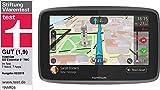 TomTom GO Essential Pkw-Navi (6 Zoll, mit Freisprechen, Updates über Wi-Fi, Lebenslang Traffic via...