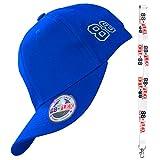 88-FLEX Baseball Cap Fitted Kappe für Herren Damen Mütze Flex Fit Hat Basecap Stretchkappe Stretch...