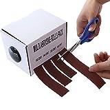 FADDARE Schleifwalzen, Boxed Multi-Roll Sandpapierspender mit 150, 240, 320, 400 Krnung...