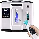 YXZQ Tragbarer Sauerstoffkonzentrator Generator 1-6L / Min Einstellbarer Luftreiniger 93% hochreine...