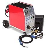 Schweißgerät MIG 290 QUADDRO Schutzgas Schweißgerät mit 4-Rollenantrieb MIG/MAG