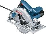 Bosch Professional Handkreissge GKS 190 (1400 Watt, Kreissgeblatt: 190 mm, Schnitttiefe: 70 mm, in...