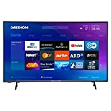 MEDION X15580 138,8 cm (55 Zoll) UHD Fernseher (Smart-TV, 4K Ultra HD, HDR 10, Micro Dimming,...
