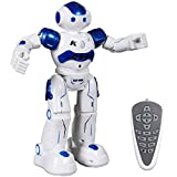 ANTAPRCIS Ferngesteuerter Roboter Spielzeug für Kinder, Intelligent Programmierbar RC Roboter mit...