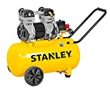 Stanley B2DC404STN707 Kompressor, leise, 50 Liter, 2 HP
