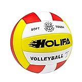 Starail Soft Touch Volleyball Beachvolleyball für Kinder, Jugendliche, Erwachsene, offizielle...