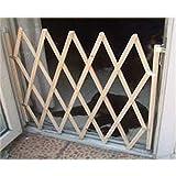 Haustier Tür Hund Gitter Holz Magic Pet Gate für Hunde Zaun tragbar faltbar Sicherheitsprodukte...