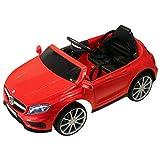 HOMCOM Mercedes Benz AMG Lizenz Kinder Elektroauto Kinderfahrzeug 1 x 6 V Motor Fernbedienung...