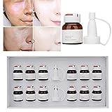 10ml X 12pcs Entfernen Sie Das Vergilbte Gesichtsserum, Anti Aging Essential Liquid Face Care Serum...