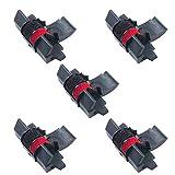 TOPSALE Druckerfeld IR-40T (5 Pack) Kompatibler Taschen Rechner Drucker B?Nder Tinten Rolle -...