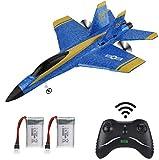 Makerstack RC Flugzeug F-18 ferngesteuertes Flugzeug 2,4 GHz 3,5 Kanal 6 Achsen Gyro RTF Flugzeug...