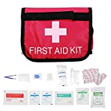 Sonew Erste Hilfe Set, Notfall Überlebenspaket, Outdoor Reisemedizintasche für Wandern,...