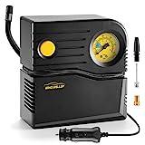 WindGallop Luftkompressor Mini Kompressor Auto Luftpumpe 12v Kompressor Fahrrad Elektrisch...