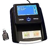 Geldscheinprfer Multiwhrungtester Banknotentester NEW erkennt neue 100 und 200 EURO Banknoten...