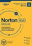Norton 360 Deluxe 2020 | 5 Geräte |Secure VPN und Passwort-Manager | PC, Mac oder Mobilgerät | 1...