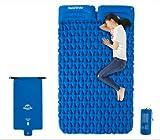 Bupin Faltbare Premium Essen Camping Isomatte Ultralight Luftmatratze/Luftbett Backpacking Wandern...