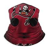 asdew987 Tampa Bay Buccaneers UV Schutz Face Cover Schal Neck Gaiter Nahtlos Atmungsaktiv...