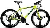 Hochwertiges langlebiges Fahrrad 24 Zoll Mountainbike, Doppelscheibenbremse / High-Carbon...