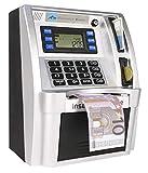 LB Geldbank Geldautomat Sparbank Elektronischer digitaler Geldautomat Spardose für Münzen und...