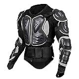 LOISK Motorrad Schutz Protektoren Schutzjacke Hemd Motorradjacke Hemd Brustschutz für Damen und...