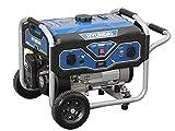 HYUNDAI Benzin Generator BG55051, Notstromaggregat mit 7PS Motor und 3.0kW max. Leistung, Handstart,...