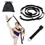 MIZOMOR Yoga Gurt Beinstrecker Yogagurt Beinspreizer Dehnungsband Stretchband für Ballett Yoga...