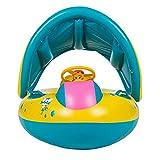 Schwimmhilfen Aufblasbares Kinderboot Beach Sommer Hingucker fr Wasserspa Familienspa in See Meer &...