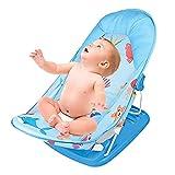 Cyhamse Badewannensitz Baby Faltbar Antirutsch Baby Neugeborene Dusche Mesh Baby Badewanne...