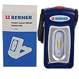 Berner Pocket deLux Bright LED Lampe Werkstattlampe