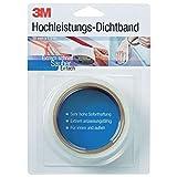 3M DICHT38 Hochleistungs Dichtband (Abdichtband, Dichtungsband, Klebeband wasserdicht, Klebeband zum...
