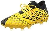 PUMA Herren Future 5.3 Netfit Fg/ag Fußballschuhe, Gelb (Ultra Yellow Black), 46 EU