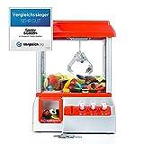 Gadgy ® Candy Grabber mit Stummschaltungstaste   Süßigkeiten Automat für Zuhause   Greifmaschine...