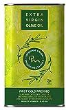 Griechisches Natives Olivenöl Extra Kaltgepresst   Premium Qualität reines Olivenöl aus...
