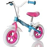LCP Kids Kinder Laufrad Trax ab 2 Jahren mit Bremse und Ergonomischer Sattel bis 20 kg, Rosa