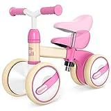 Gonex Kinder Laufrad Balance Lauflernrad Gehhilfe höhenverstellbar ab 1 Jahr Jungen Mädchen, Erst...