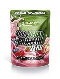 IronMaxx Vegan Protein Zero - 500g - Mixed Berries - Veganes Proteinpulver aus hochwertigen,...