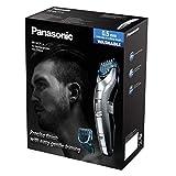 Panasonic Bart-/Haarschneider ER-GC71 mit 39 Längeneinstellungen, Bart-Trimmer für Herren, Styling...