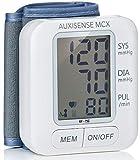 Blutdruckmessgeräte für Zuhause, Handgelenk Blutdruckmessgerät, Blutdruckmessgerät,...